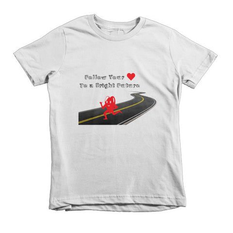 Follow your heart t-shirt - LalaLiv