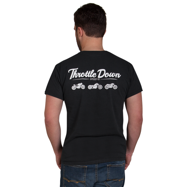 Throttle Down Speed Co. Garage Shirt - Throttle Down Speed Co.