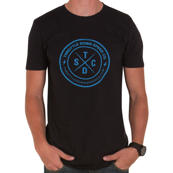 TDxSC Stamp Shirt - Throttle Down Speed Co.