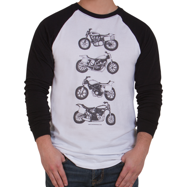 Go Fast Turn Left Long Sleeve - Throttle Down Speed Co.