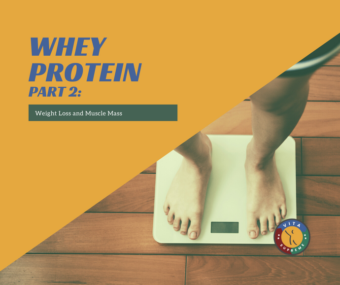 Whey Protein Series 2 of 4