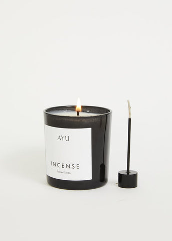 The AYU Incense Candle