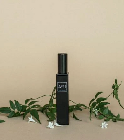 The AYU facial mist Jasmine