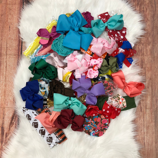 Crazy Head Wear Mystery Bundle - Sweet Girls
