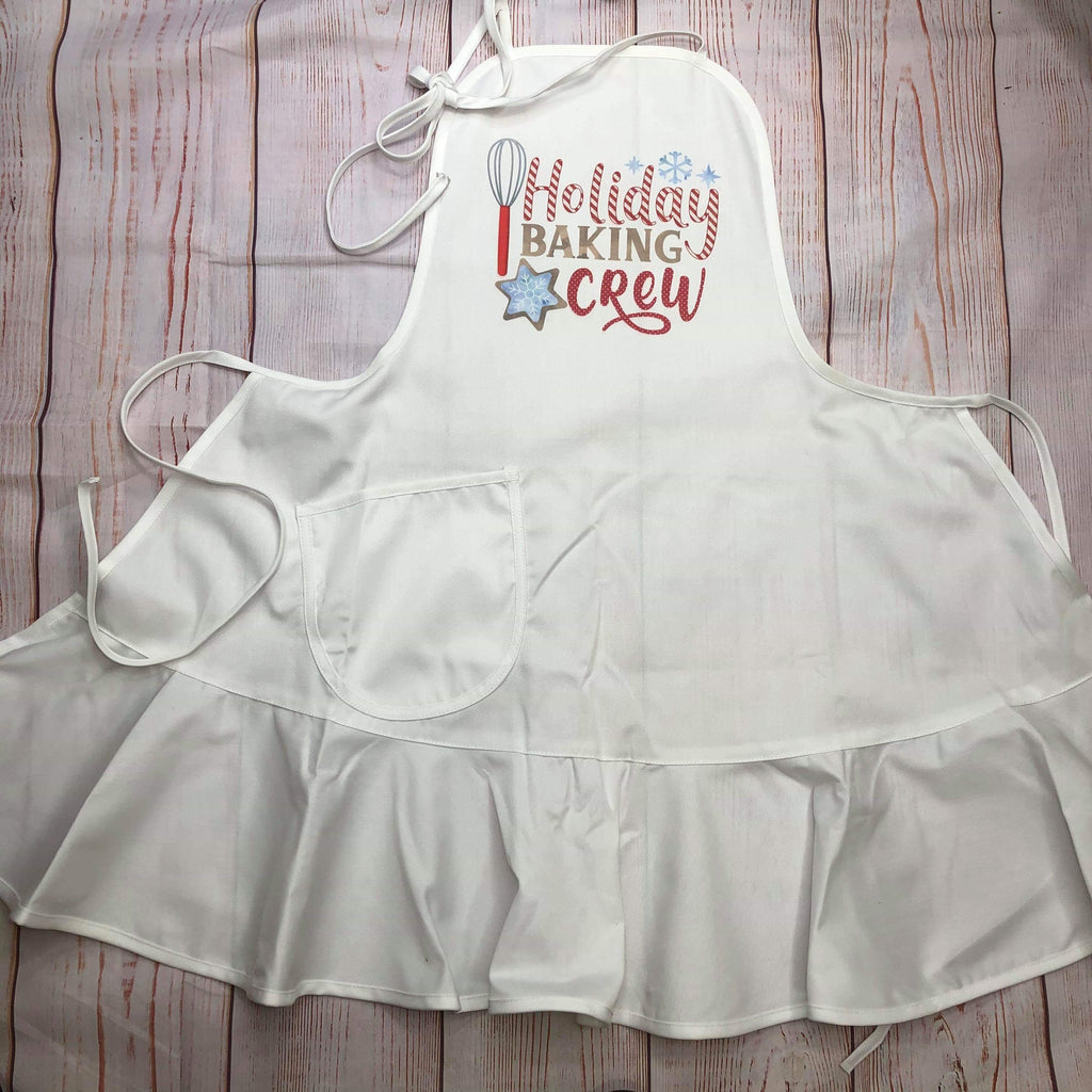 Holiday Baking Crew Aprons - Sweet Girls
