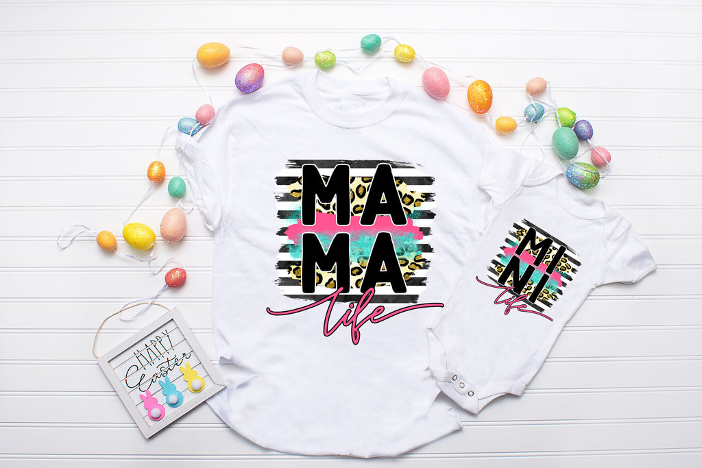 Mini Life Kids Tee and Onesies