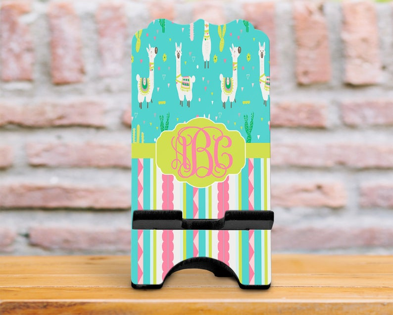 Personalized Phone Stand - Sweet Girls