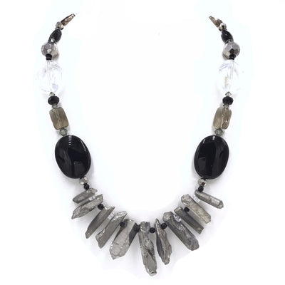 Dramatic Elegance Necklace