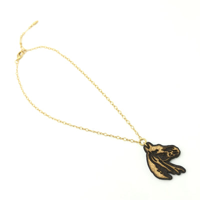 Just Horse Gold Necklace