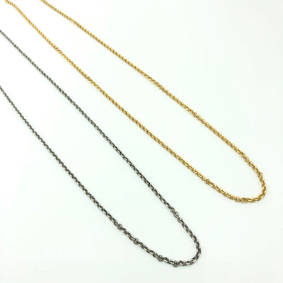 Interchangeable Layering Necklaces