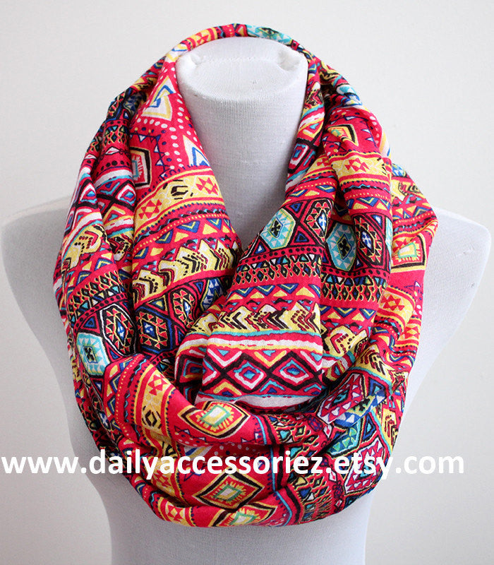 Multicolored Boho Scarf - Bean Concept - Etsy