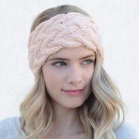 pink winter turban - Bean Concept - Etsy