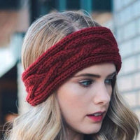 Red Ear Warmers - Bean Concept - Etsy