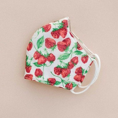 Face Mask for Adult - Vintage Berry