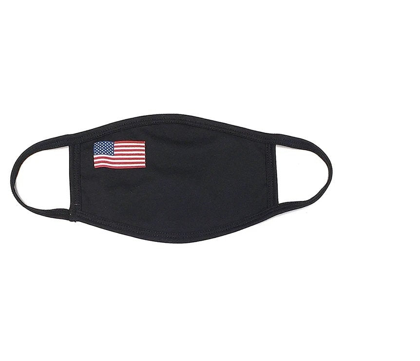 Adult Patriotic face masks