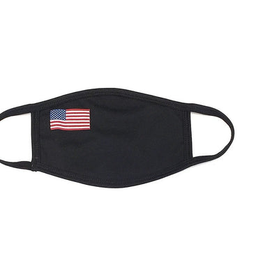American Flag Face Mask - Made in USA - Reusable Mask