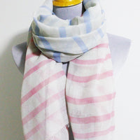 Striped Scarf - Bean Concept - Etsy