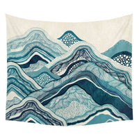 Landscape Tapestry - Bean Concept - Etsy