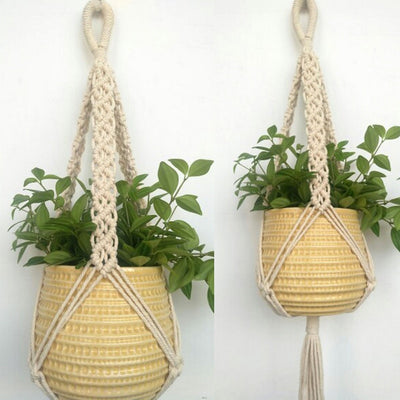 Braided Pot Holder - Bean Concept - Etsy