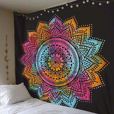 Sun Wall Hanging Tapestry - Bean Concept - Etsy