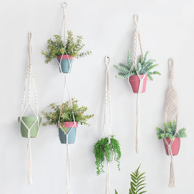 Plant Flower Pot Hanger