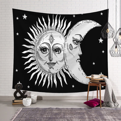 Moon and the Sun Wall Hanging