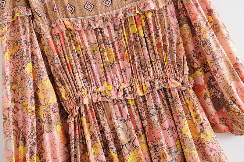 Gypsy Dress - Bean Concept - Etsy