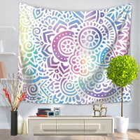 Hippie Exotic Printed Tapestry - Bean Concept - Etsy