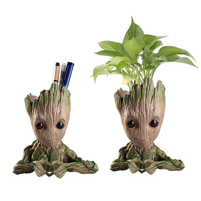 Groot Flower Plant Pot