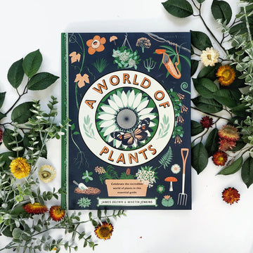 A World of Plants - The Quirky Cup Collective