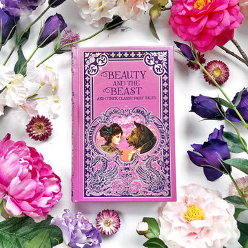 Beauty and the Beast and Other Classic Fairy Tales - The Quirky Cup Collective
