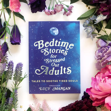 Bedtime Stories for Stressed Out Adults - The Quirky Cup Collective