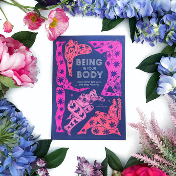 Being in Your Body Guided Journal - The Quirky Cup Collective