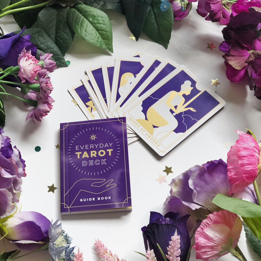 Everyday Tarot Mini Tarot Kit - The Quirky Cup Collective