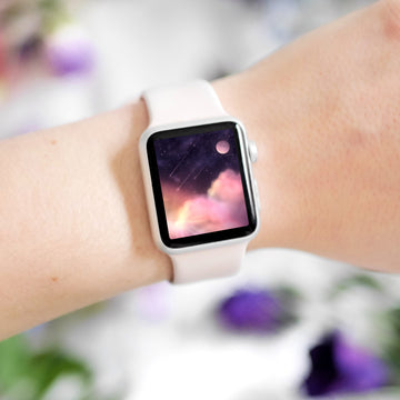 Interstellar Apple Watch Digital Wallpaper - The Quirky Cup Collective