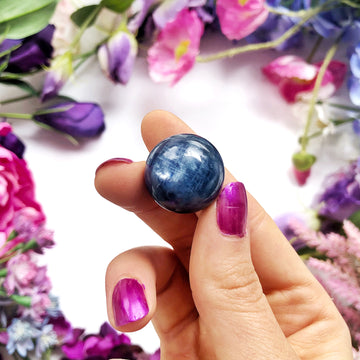 Kyanite Spheres - The Quirky Cup Collective
