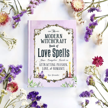 The Modern Witchcraft Book of Love Spells - The Quirky Cup Collective
