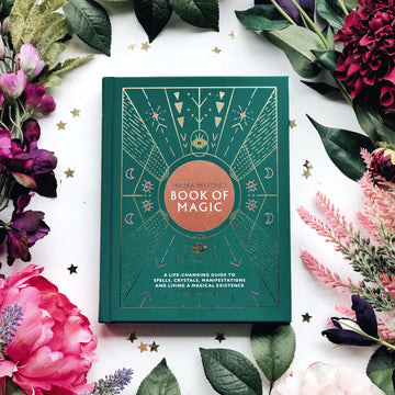 Mama Moon's Book of Magic - The Quirky Cup Collective