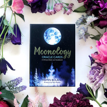 Moonology Oracle Cards - The Quirky Cup Collective