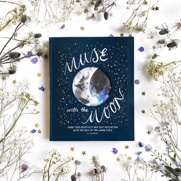 Muse With The Moon - The Quirky Cup Collective