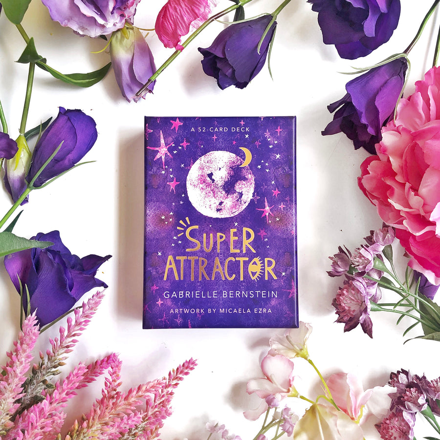 Super Attractor Oracle Deck - The Quirky Cup Collective