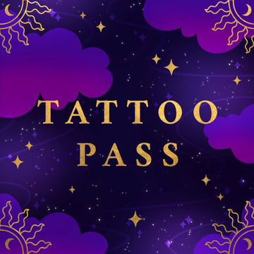 QUIRKY TATTOO PASS