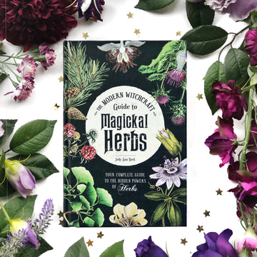 The Modern Witchcraft Guide to Magical Herbs - The Quirky Cup Collective