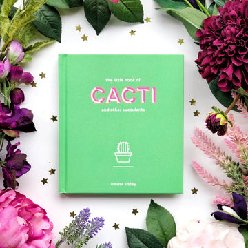 Little Book of Cacti - The Quirky Cup Collective