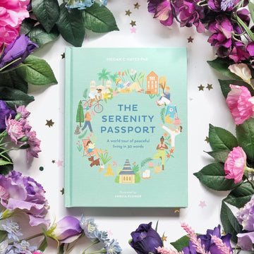 The Serenity Passport - The Quirky Cup Collective