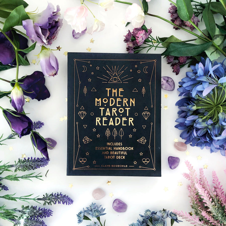 The Modern Tarot Reader Deck - The Quirky Cup Collective