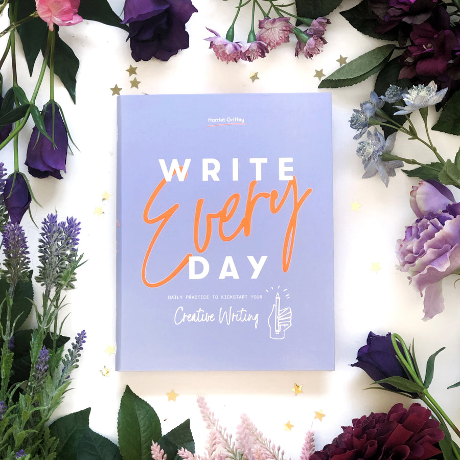 Write Every Day - The Quirky Cup Collective