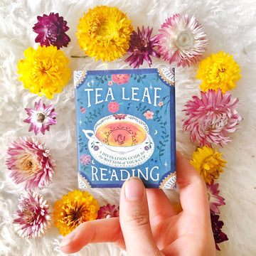 Tea Leaf Reading - The Quirky Cup Collective