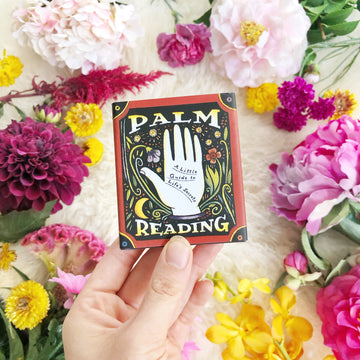 Palm Reading - The Quirky Cup Collective