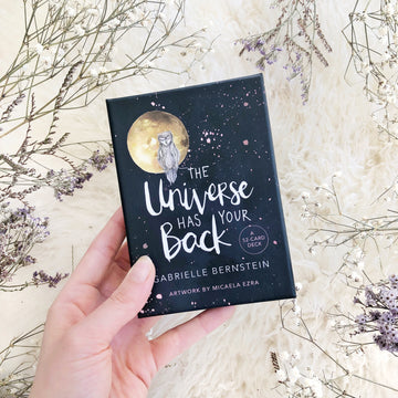 The Universe Has Your Back Deck - The Quirky Cup Collective